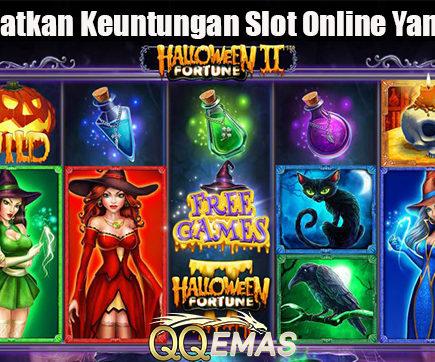 Trik Dapatkan Keuntungan Slot Online Yang Mudah